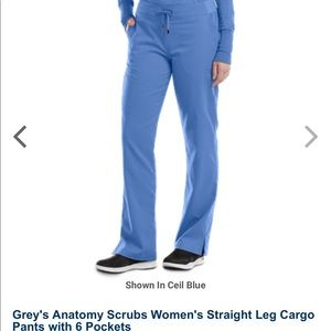 Grey's Anatomy Cargo 6 Pocket Scrub Pants